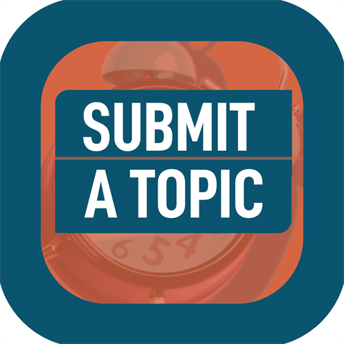 5 Button Submit A Topic